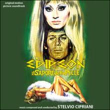 Edipeon (Colonna sonora) - CD Audio di Stelvio Cipriani