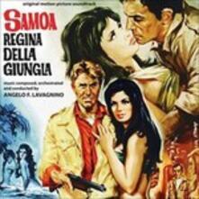 Samoa regina della giungla (Colonna sonora) - CD Audio di Angelo Francesco Lavagnino