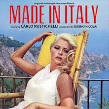 Made in Italy - CD Audio di Carlo Rustichelli