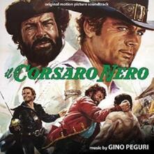 Il corsaro nero (Colonna Sonora) - CD Audio di Gino Peguri