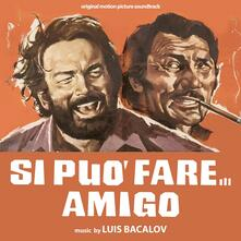 Si può fare amigo (Colonna Sonora) - CD Audio di Luis Bacalov