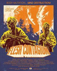 Flesh Contagium (Blu-ray) di Lorenzo Lepori - Blu-ray