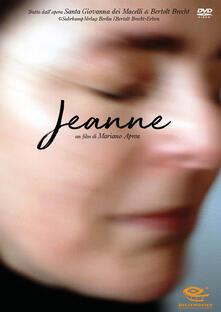 Jeanne (DVD) di Mariano Aprea - DVD