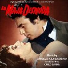 La Maja Desnuda (Colonna sonora) - CD Audio di Angelo Francesco Lavagnino