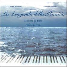 La leggenda della pianista (Colonna Sonora) - CD Audio di Ennio Morricone