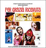 Cover CD Colonna sonora Per grazia ricevuta