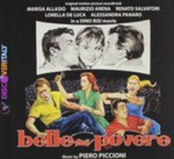 CD Belle ma povere (Colonna Sonora) Piero Piccioni