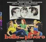 Cover CD Colonna sonora Belle ma povere