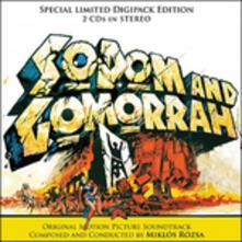 Sodom and Gomorrah - CD Audio di Miklos Rozsa