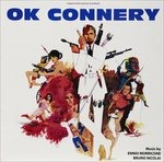 Cover CD Colonna sonora O.K. Connery