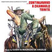 Vinile Continuavano a chiamarlo Trinità (Colonna Sonora) Guido De Angelis Maurizio De Angelis