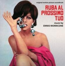 Ruba al prossimo tuo (Colonna sonora) - Vinile LP di Ennio Morricone