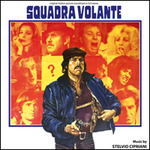 Cover CD Colonna sonora Squadra volante