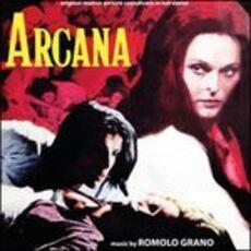 CD Arcana. L'uomo del tesoro di Priamo (Colonna Sonora)