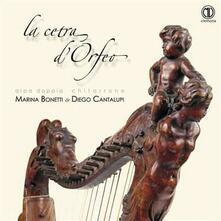 La Cetra D'orfeo - CD Audio di Claudio Monteverdi