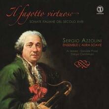 Il fagotto virtuoso - CD Audio di Gaetano Chiabrano