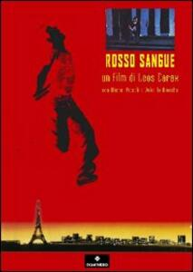 Rosso sangue di Leos Carax - DVD