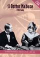 Cover Dvd Il dottor Mabuse