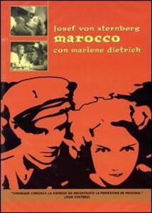 Marocco di Joseph Von Sternberg - DVD