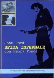 Sfida infernale di John Ford - DVD