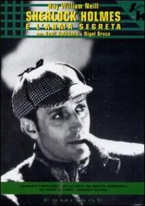 Sherlock Holmes e l'arma segreta di Roy William Neill - DVD