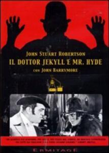Dr. Jekyll e Mr. Hyde di John S. Robertson - DVD