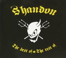 Best of, the Rest of - CD Audio di Shandon
