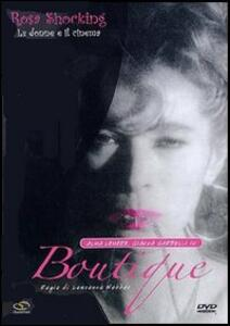 Boutique di Lawrence Webber - DVD
