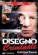Cover Dvd DVD Disegno criminale