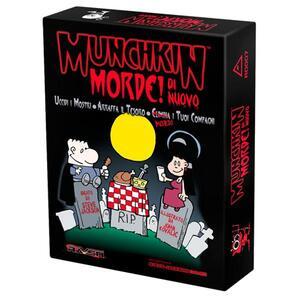 Munchkin Morde! - 2