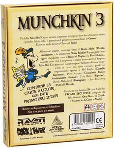 Espansione per Munchkin 3. Errori clericali - 3