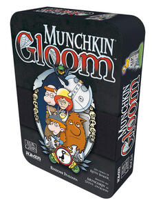 Munchkin Gloom. Edizione Italiana