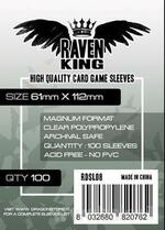 RAVEN KING Bustine Protettive 61x112mm