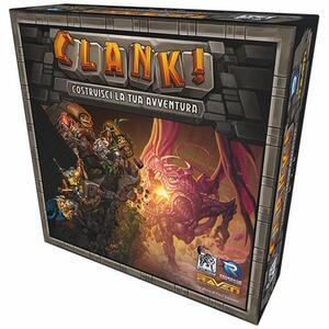 Clank!. Edizione Italiana - 2