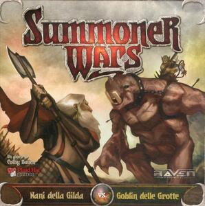 Espansione per Summoner Wars. Nani della Gilda vs. Goblin delle grotte