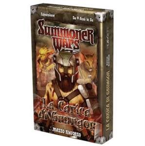Summoner Wars. La Carica di Grungor (Espansione per Summoner Wars) - 2