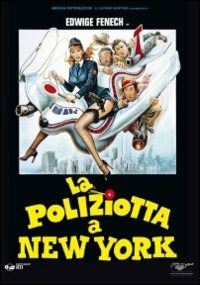 Cover Dvd poliziotta a New York (DVD)