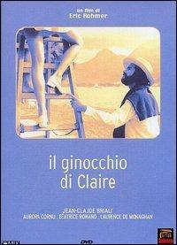 Locandina Il ginocchio di Claire