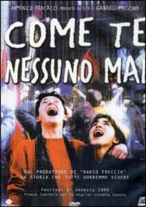 Come te nessuno mai di Gabriele Muccino - DVD