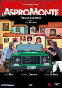 Aspromonte di Hedy Krissane - DVD