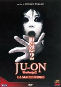Ju-on. The Grudge 2 di Takashi Shimizu - DVD