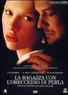 La ragazza con l'orecchino di perla<span>.</span> Collector's Edition di Peter Webber - DVD