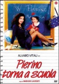 Cover Dvd Pierino torna a scuola (DVD)