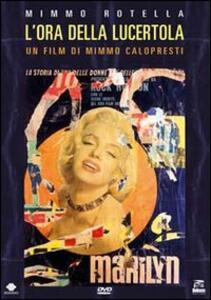 L' ora della lucertola di Mimmo Carlopesti - DVD