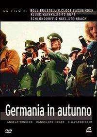 Locandina Germania in autunno