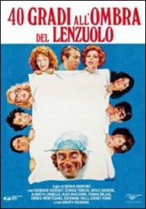 Quaranta gradi all'ombra del lenzuolo di Sergio Martino - DVD