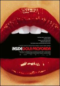 Inside Gola Profonda di Fenton Bailey,Randy Barbato - DVD