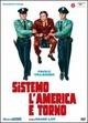 Cover Dvd Sistemo l'America e torno