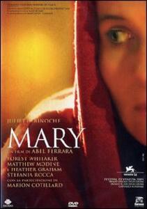 Mary di Abel Ferrara - DVD