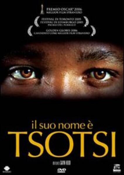 Il suo nome è Tsotsi di Gavin Hood - DVD